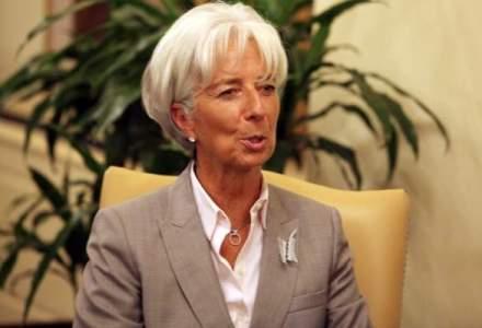 Lagarde: Criza din Ucraina poate avea un impact mare asupra economiei mondiale