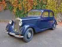 Mașina comisarului Moldovan,...