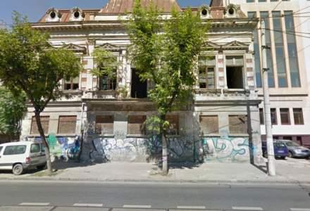 Administrația Firea a dat pe final de mandat aviz pentru construirea unui bloc de 7 etaje peste o casă monument istoric