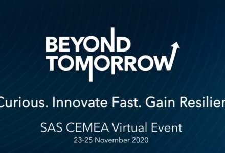 Eveniment SAS dedicat AI și analizei avansate de date. De la ce vizionari și experți în inteligență artificială vei putea extrage gratuit idei?