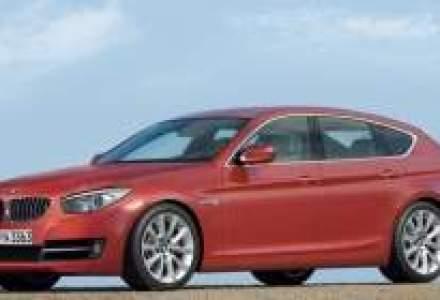 BMW : Pierderi de 152 mil. euro in primul trimestru