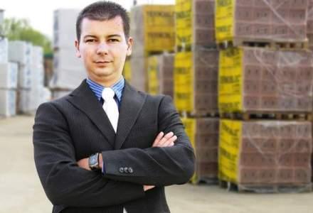 Cum vrea un tanar antreprenor sa faca milioane de euro din vanzarea de materiale de constructii online