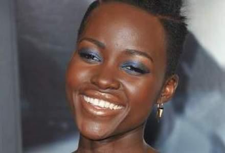 Actrita Lupita Nyong'o a devenit noua imagine a brandului Lancome