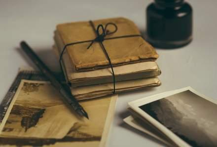 O scrisoare timbrată din secolul al XIX-lea a fost vândută pentru suma de 430.000 de euro