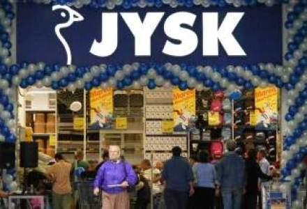 JYSK va deschide pe 10 aprilie un magazin de mobila in Colosseum Retail Park din Capitala