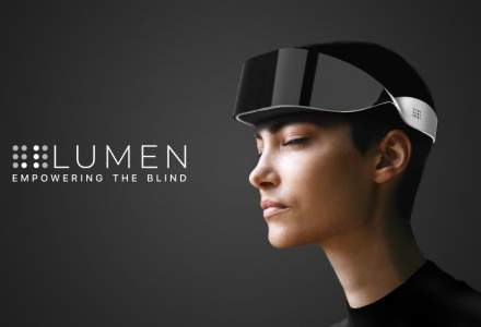 Un start-up românesc lansează o pereche de ochelari pentru mobilitatea nevăzătorilor