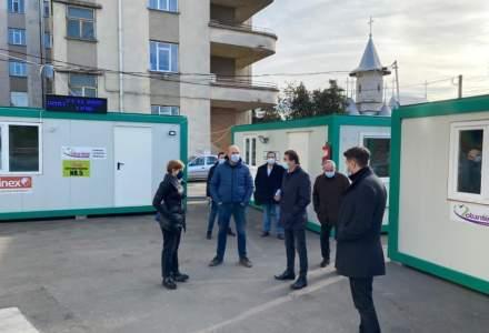 """Asociația """"Dăruiește Viață"""" intenționează să doneze o secție modulară ATI Spitalului Județean Piatra-Neamț"""