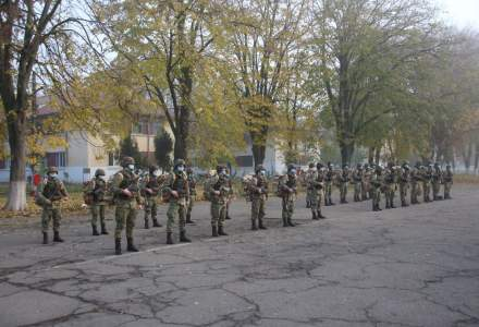 Armata României se implică în vaccinarea populației