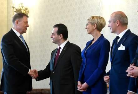 Iohannis: PNL a făcut numiri politice, dar, spre deosebire de PSD, a numit oameni competenți