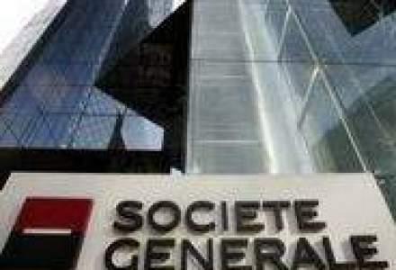 Fitch a coborat ratingul Societe Generale pentru credite pe termen lung la 'A+'