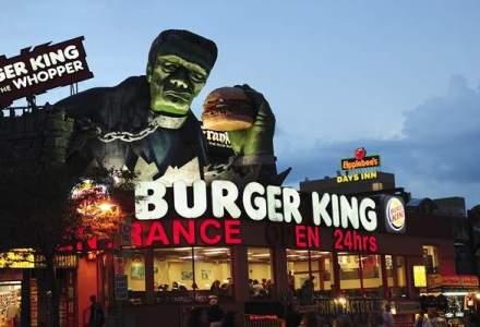 Crimeea, dorita de Burger King, dupa ce McDonald's si-a anuntat retragerea