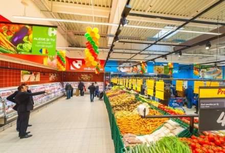 Carrefour, venituri in scadere, dar vanzari in crestere