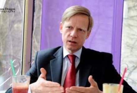 "Steven van Groningen: la pranz cu bancherul care a facut cunostinta cu Romania in anii ""salbatici"" de dupa Revolutie"