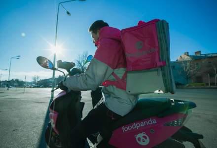 Foodpanda se extinde în alte două orașe din România și vrea să ajungă la 60 în 2021
