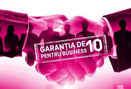 (P) Telekom România susține antreprenorii români prin Garanția de 10 pentru business