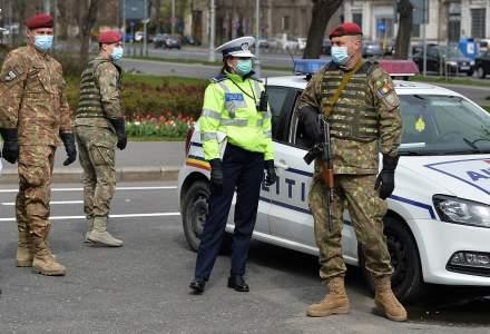 10.000 de poliţişti vor fi prezenţi zilnic, în stradă, pe perioada minivacanţei de 1 Decembrie