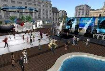 Romanii din Second Life, pe locul 15, ca numar de utilizatori