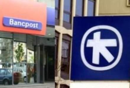 Actionarul majoritar al Bancpost isi poate majora capitalul cu 2,9 mld. euro