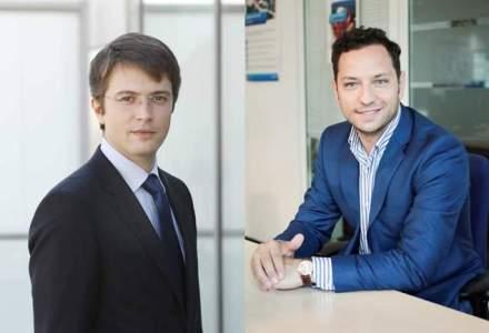 Doi tineri au fondat o afacere prin care ii fac pe angajati fericiti si scapa companiile de taxe