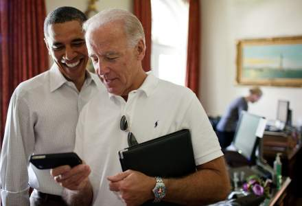 Președintele american, Joe Biden, și-a luxat glezna