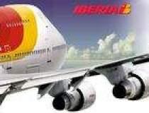 Compania aeriana Iberia...