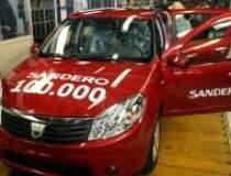 Dacia a produs 100.000 de...