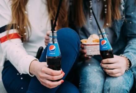 PepsiCo lansează ambalajul 100% reciclat pentru Pepsi și Mirinda