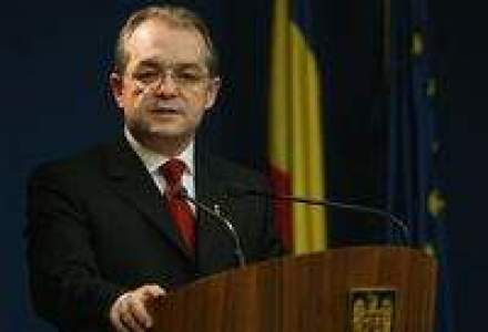 Emil Boc: Legea salarizarii unice nu va avea exceptii