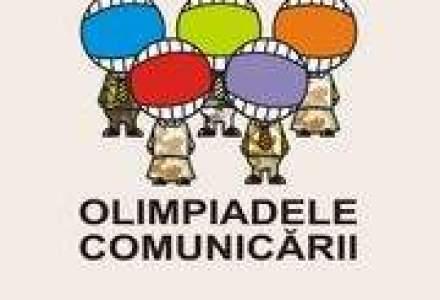 Incep prezentarile la Olimpiadele Comunicarii