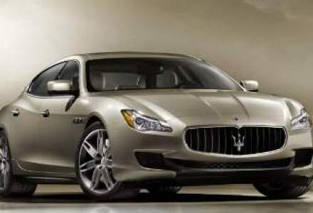 Maserati se asteapta la triplarea vanzarilor anul acesta