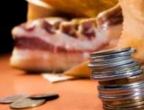 Romanii platesc pentru carne...