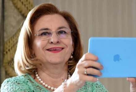 Maria Grapini amenință că va da în judecată publicația satirică Times New Roman
