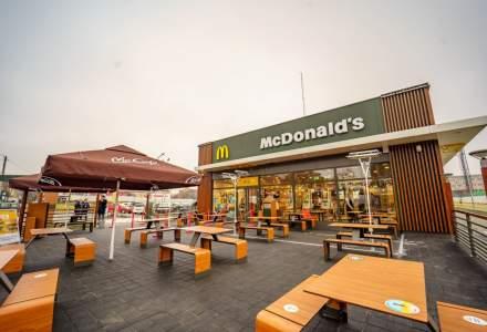 McDonald's deschide cel de-al 87-lea restaurant în România