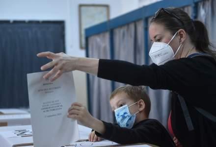 Parlamentare în pandemie: Ce reguli sanitare trebuie să respecți la vot