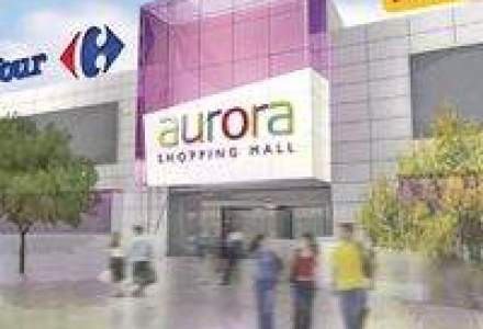 C&A si New Yorker, in Aurora Shopping Mall din Buzau