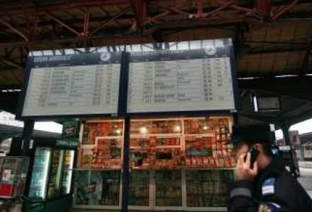 Protest la CFR Calatori: trenurile care nu au plecat din statii dupa ora 7.00, reprogramate