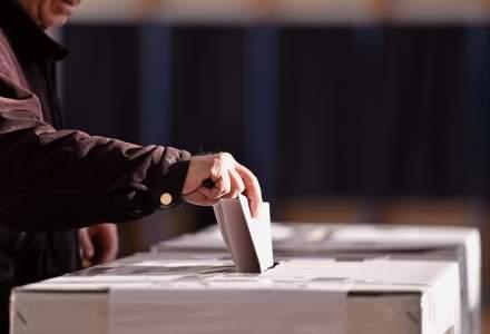 Oltenii conduc după două ore ca prezență la vot: cum arată topul județelor
