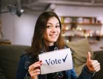 Au ieșit la vot mai mulți...