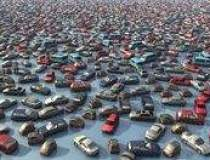 New car sales in Romania sank...