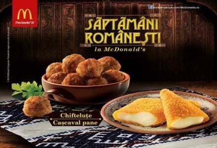 "McDonald's in Saptamani romanesti, o campanie promovata prin ""Culmea poftei"" [VIDEO]"