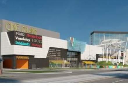 Constructia mallului Victoria City Center din Bucurestii Noi incepe in iulie: va cuprinde H&M si Cora plus 12.000 mp de distractii