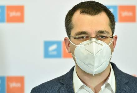 Vlad Voiculescu (USR Plus): Nu o să fim parte dintr-un guvern în care se schimbă câteva feţe