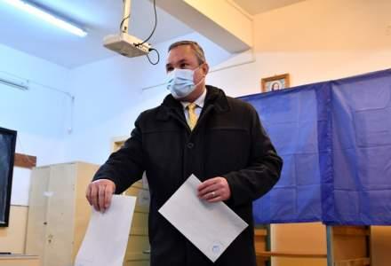 Nicolae Ciucă, premierul interimar: Vom continua măsurile pentru combaterea pandemiei