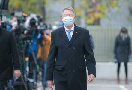 Klaus Iohannis: Lucrăm la extinderea capacității spitalelor