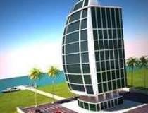O copie a hotelului Burj al...