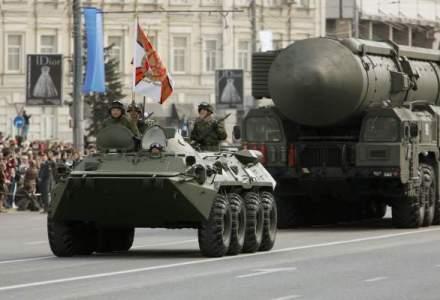 Armata rusa lanseaza noi manevre militare la frontiera cu Ucraina