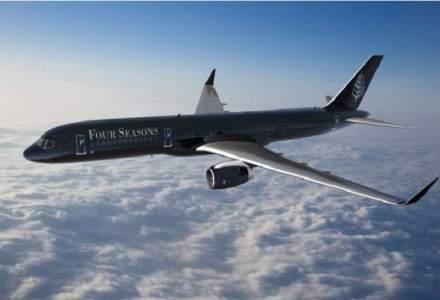 Un lant hotelier de lux lanseaza calatorii in jurul lumii cu avionul