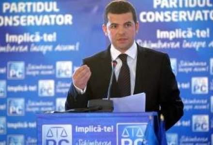 Daniel Constantin: PNL a ramas prizonierul unui mic grup de interese din jurul lui Crin Antonescu