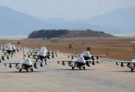 "Avioane rusesti au incalcat ""in repetate randuri"" spatiul aerian al Ucrainei"