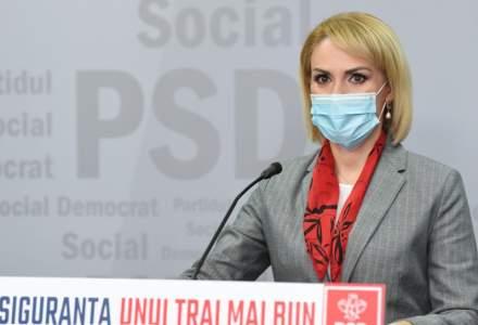 PSD îl înfruntă pe președintele Klaus Iohannis: Gabriela Firea cere demisia mai multor miniștri PNL